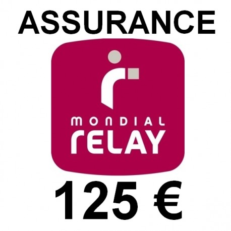 Assurance Mondial Relay 125€