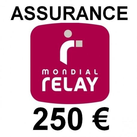 Assurance Mondial Relay 250€
