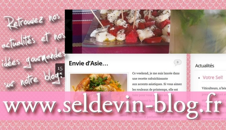 Blog Seldevin