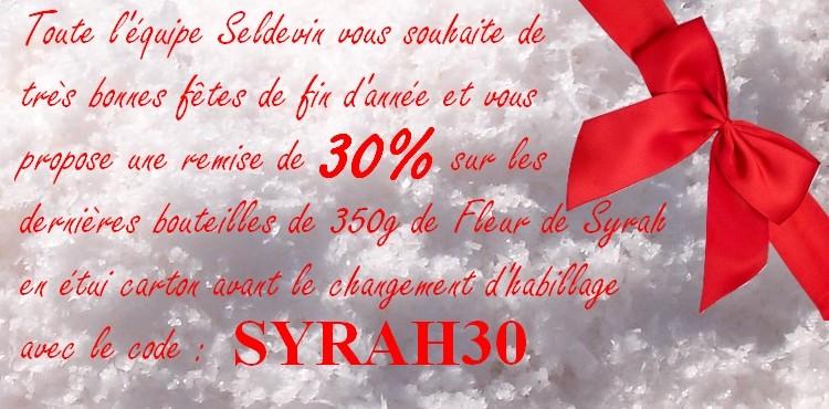 Promotion Fleur de Syrah